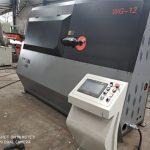 Fabrikpreis doppelt verdrahtete automatische Bügelbiegemaschine