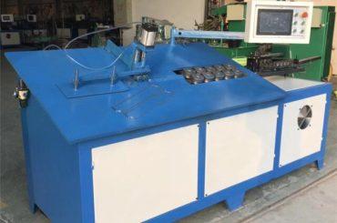 2D CNC automatische Stahldrahtbiegemaschine