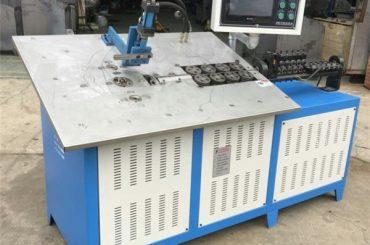heißer verkauf automatische 3d stahldraht umformmaschine cnc, 2d drahtbiegemaschine preis