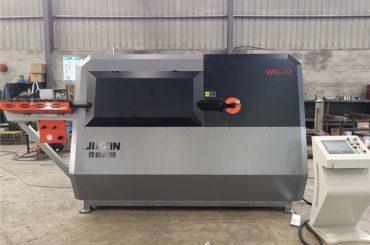 China Hersteller 4-12mm automatische CNC-Steuerung Stahldraht, Biege-Maschine